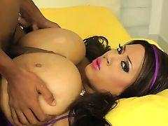 Roxy Red-Big Tits BJ