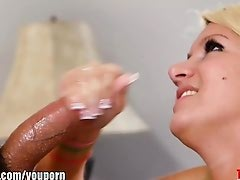 Throated Laela Price in a rough Deepthroat