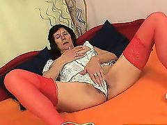 Naked gilf splendid corset