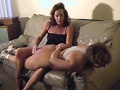 spanking FF