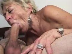 Granny loves all of her grandson