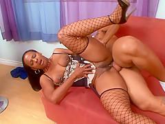 Hottest pornstar in horny big ass, big tits adult movie