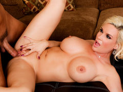 Diamond Foxxx & Rocco Reed in Seduced by a Cougar