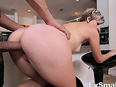 Mickey Reise Gives Head and Rammed by Big Dick