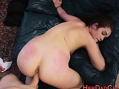 Stepdaughter creampied