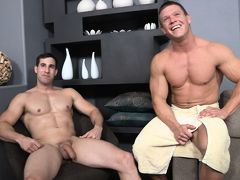 Sean Cody Scene: Rusty & Randy - Bareback