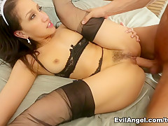 Incredible pornstars Danny Mountain, Vicki Chase in Amazing Big Tits, Asian sex movie