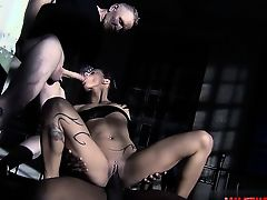 Sexy housewife terzetto