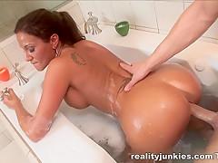 Crazy pornstar in Incredible HD, Interracial porn movie