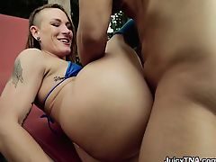 Sexy Babe Charley Hart Gets Banged And Creamed