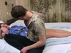 Russian Lady Fucking With Pantyhose On