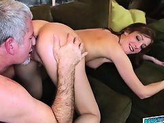 Horny Alexa Grace wanted to get fucked for pleasure