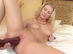 Crazy pornstar Natalie Norton in hottest masturbation, solo adult clip