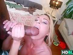 Slutty Sindy Lange Gets BBC