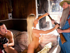 Tasha Reign In Farm Girls Gone Bad, Scene 3