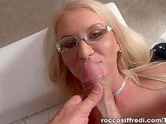 Horny pornstar in Incredible Blowjob, Hardcore adult clip
