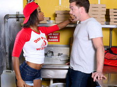 Kyle Mason & Mya Mays in Delivery Girl Part 2 - DigitalPlayground