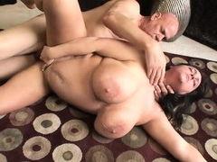 Horny pornstar Indiana James in fabulous fetish, big tits sex movie