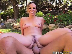 A stunning Jada Stevens enjoys rough sex