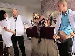 Slutty nurses making them feel good