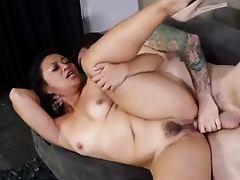 Mature & Asian: Lucky Starr