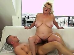 A granny and mature compilation