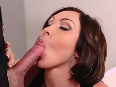 Horny milf orgasm hd Auntie To The Rescue