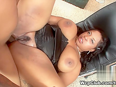Exotic pornstar in Hottest Black and Ebony, Cumshots porn scene
