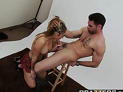 Brazzers - Big Tits at School -  Sassy Bitch